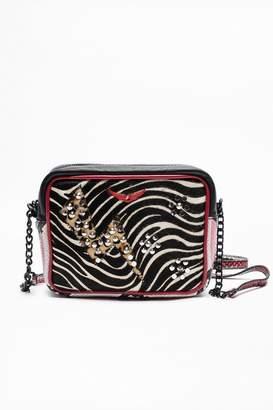 Zadig & Voltaire Zadig Voltaire Xs Boxy Safari Bag
