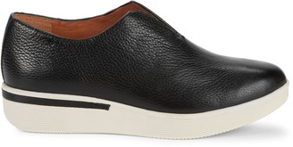 Gentle Souls Kimberly Leather Slip-On Sneakers