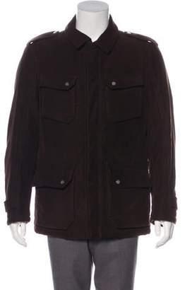 Allegri Woven Field Coat