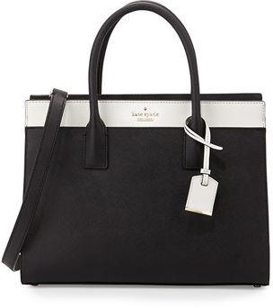 Kate Spade New York Cameron Street Candace Satchel Bag $378 thestylecure.com