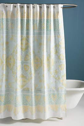Anthropologie Josee Shower Curtain