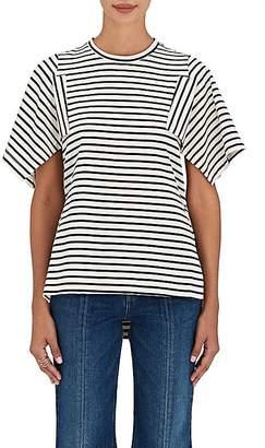MANNING CARTELL Women's Striped Cotton T-Shirt