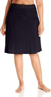 Vassarette Women's Full Figure Adjustable Half Slip 4811873