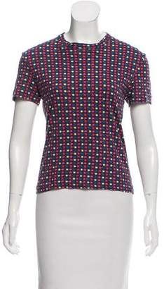 Alexandre Herchcovitch Printed Short Sleeve T-Shirt