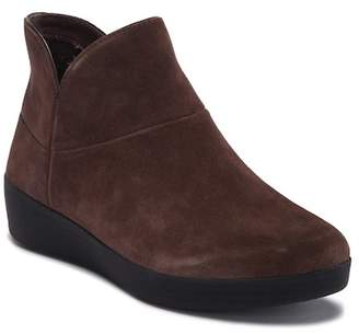 FitFlop Supermod Suede Ankle Bootie