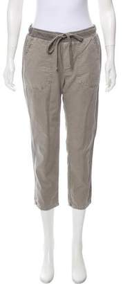 James Perse Mid-Rise Cropped Pants w/ Tags