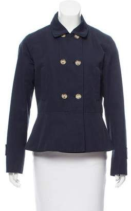 Max & Co. MAX&Co. Collared Double-Breasted Jacket