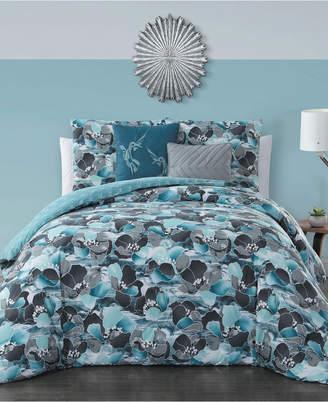 Geneva Home Fashion Simone 5 Pc King Comforter Set Bedding