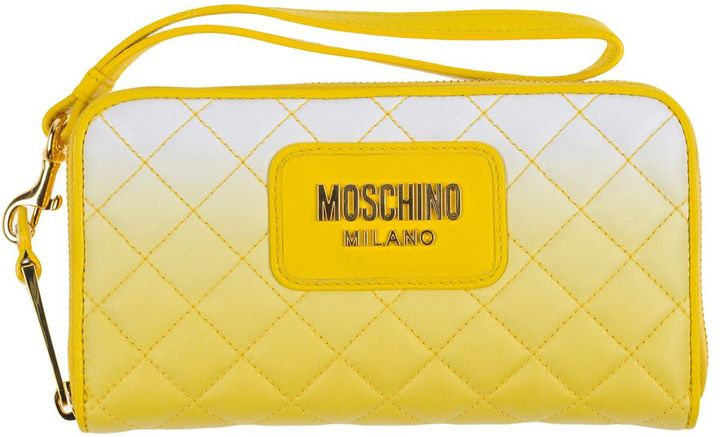 Moschino MOSCHINO Wallets