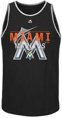 Majestic Men's Miami Marlins Dreams of Victory Tank
