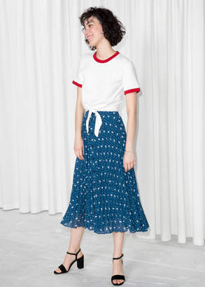 And other stories Pleated Skirt