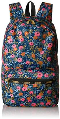 Le Sport Sac Women's Rifle Paper X Essential Backpack