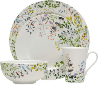 ... Mikasa 16 Piece Dinnerware Set  sc 1 st  ShopStyle & White Bone China Dinner Service - ShopStyle