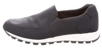 Prada Sport Canvas Slip-On Sneakers