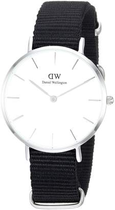 Daniel Wellington Women's DW00100254 Classic Petite Cornwall in White 32mm Watch