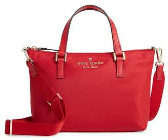Kate Spade Watson Lane - Lucie Nylon Crossbody Bag
