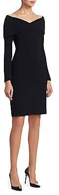 Ralph Lauren Women's Maxine Off-The-Shoulder Dress