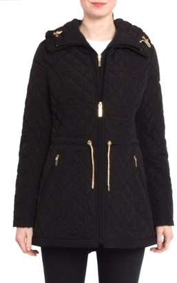 Women's Laundry By Shelli Segal Quilted Jacket $210 thestylecure.com