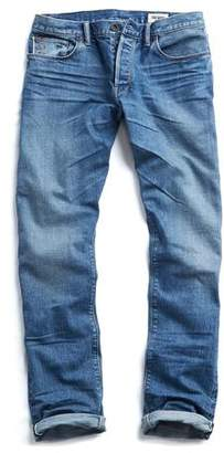 Todd Snyder Japanese Stretch Selvedge Jean in Medium Wash