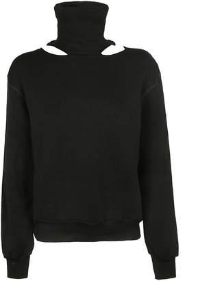 Taverniti So Ben Unravel Project Turtle Neck Sweater