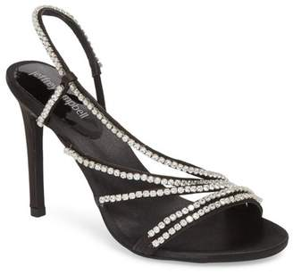 Jeffrey Campbell Lilian Embellished Strappy Sandal (Women)