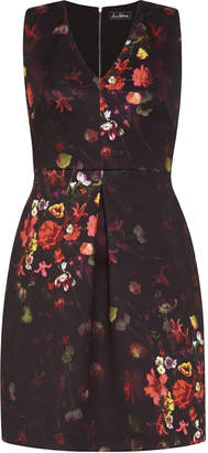 Sam Edelman Floral A-Line Dress