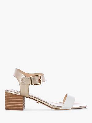 Dune Izzi Block Heel Sandals