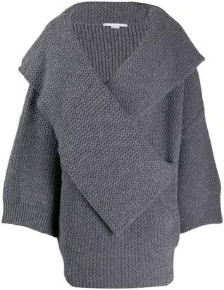Stella McCartney oversized knitted cardigan