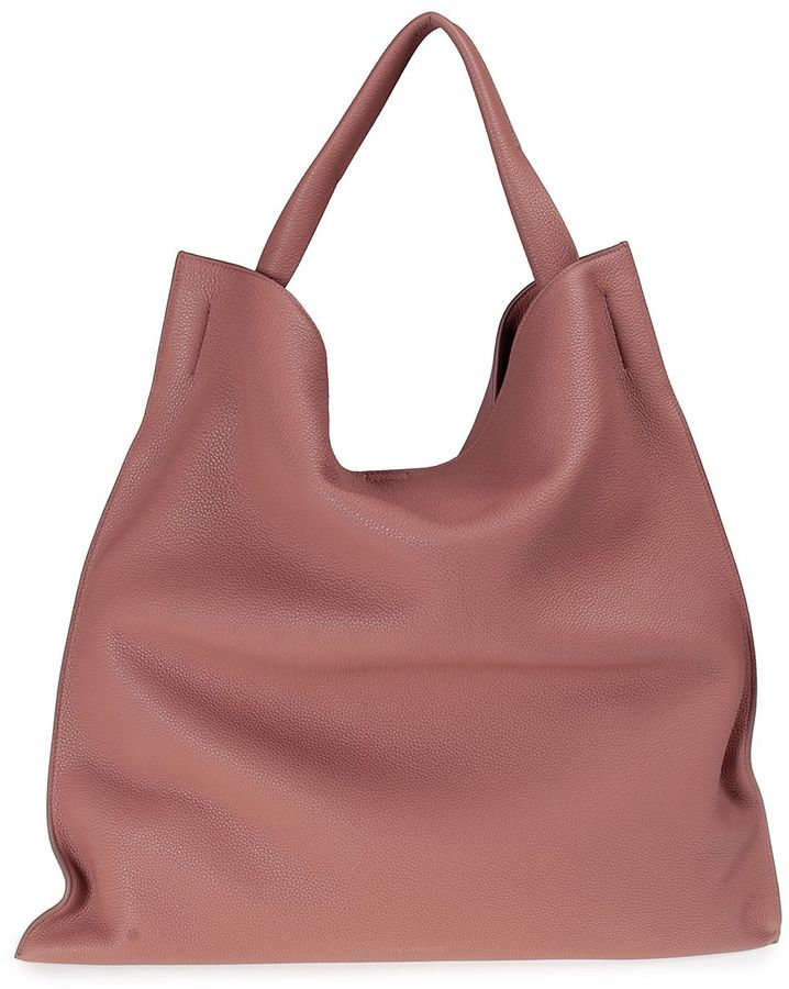 Jil Sander Jil Sander Xiao Md Leather Tote