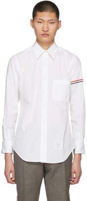 Thom Browne White Classic Shirt