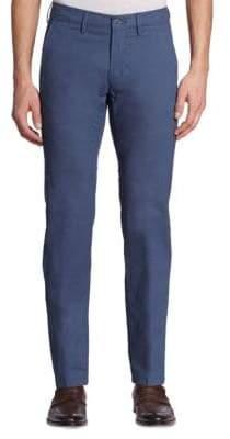 Saks Fifth Avenue COLLECTION Mini Print Chino Pants