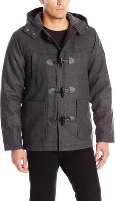 English Laundry Men's Toggle Coat