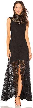 Aijek Coretta Lace Gown
