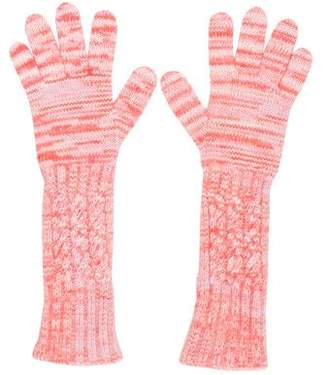 Missoni Wool-Blend Knit Gloves