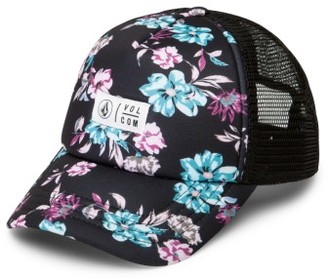 Women's Volcom Endless Rays Hat - Black $18 thestylecure.com