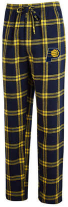 Concepts Sport Men Indiana Pacers Homestretch Flannel Sleep Pants
