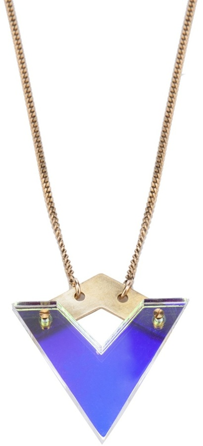 Lucy Peacock 'Fracture' Necklace