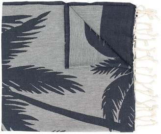 MC2 Saint Barth Kids Palm beach towel