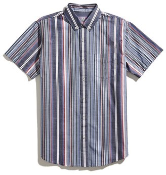 JackThreads Indigo Stripe Shirt $39 thestylecure.com