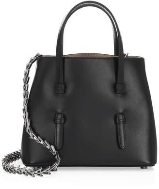 Alaia Chain Strap Leather Tote