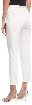 Marc Jacobs Stretch-Cotton Sateen Pants