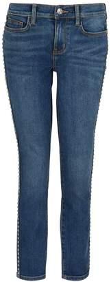 Current/Elliott Current Elliot The Caballo Stiletto studded jeans
