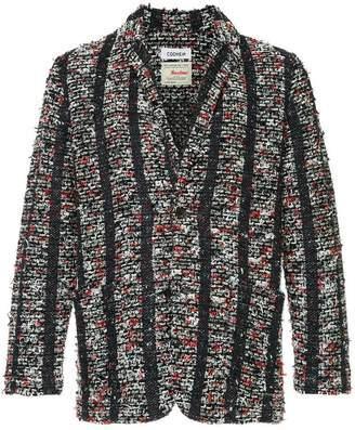 Coohem blazer tweed jacket