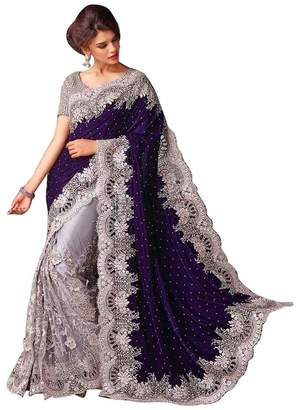 Swara Pakistani Wedding Designer Saree Indian Ethnic Party Wear Sari Bollywood Saree