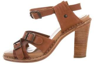 See by Chloe Leather Multistrap Sandals