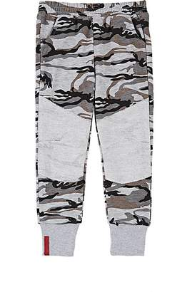 Haus of JR Kids' Camouflage French Terry Sweatpants