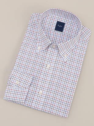 Shirts u0026 Tie 【WEB限定BGR】ボタンダウンタッターソールドレスシャツ
