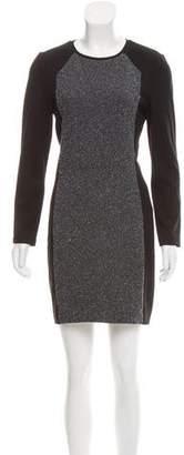 Tibi Mini Sheath Dress