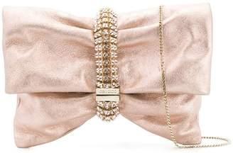 Jimmy Choo Chandra M clutch bag