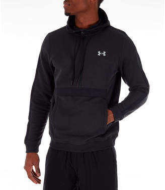 Under Armour Men's Under Amour Microthread Fleece Anorak Half-Zip Hoodie